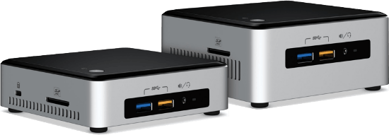Digital Signage Player, NUC