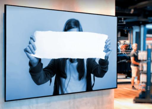 Digital Signage, Display, Point-of-Sale, PoS