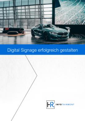 Digital Signage erfolgreich gestalten